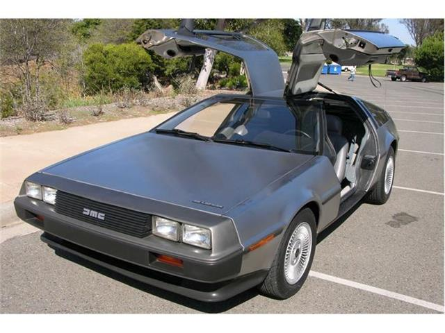 1982 DeLorean DMC-12 | 154010