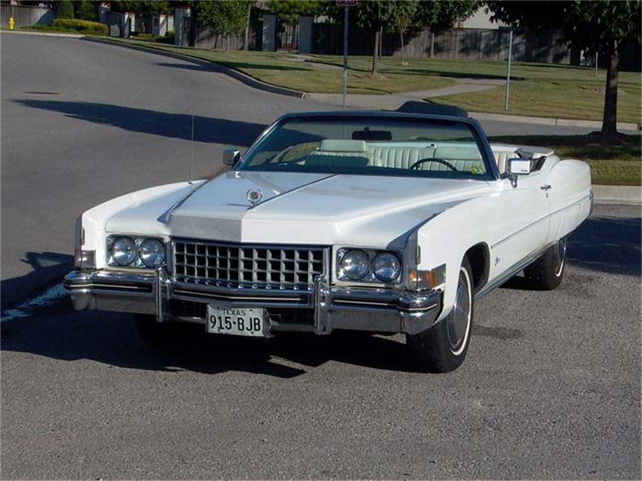 Trucks Under 5000 >> 1973 Cadillac Eldorado for Sale | ClassicCars.com | CC-158256