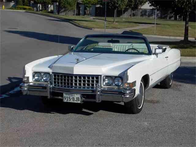 1973 Cadillac Eldorado | 158256