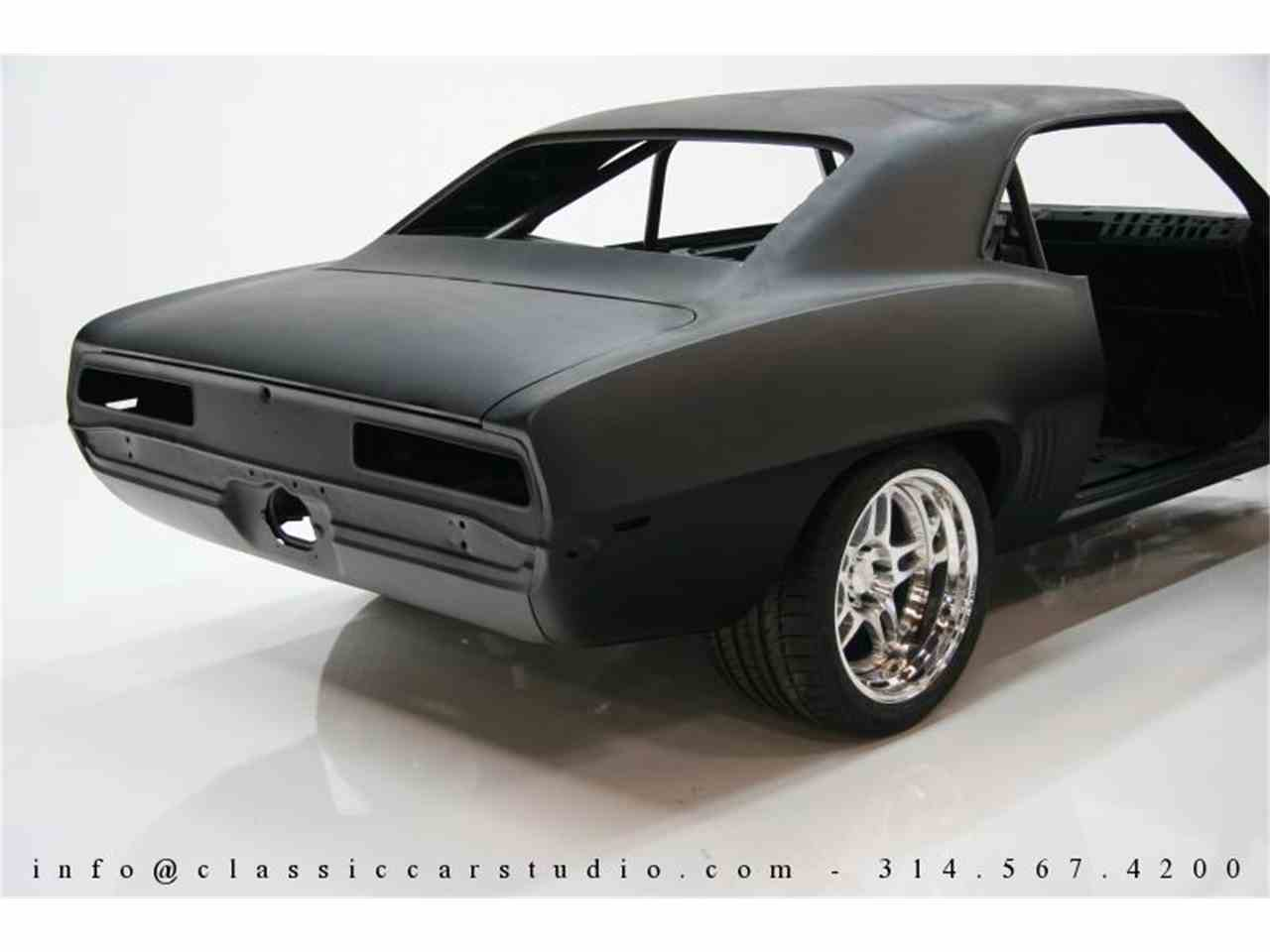 Large Picture of Classic 1969 Chevrolet Camaro located in St. Louis Missouri Offered by Classic Car Studio - 3FNJ