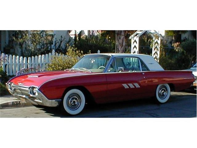 1963 Ford Thunderbird | 160580