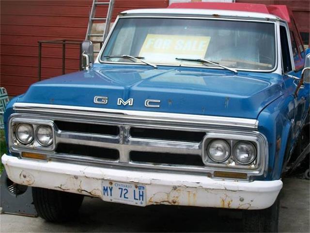 1972 GMC Pickup | 166914