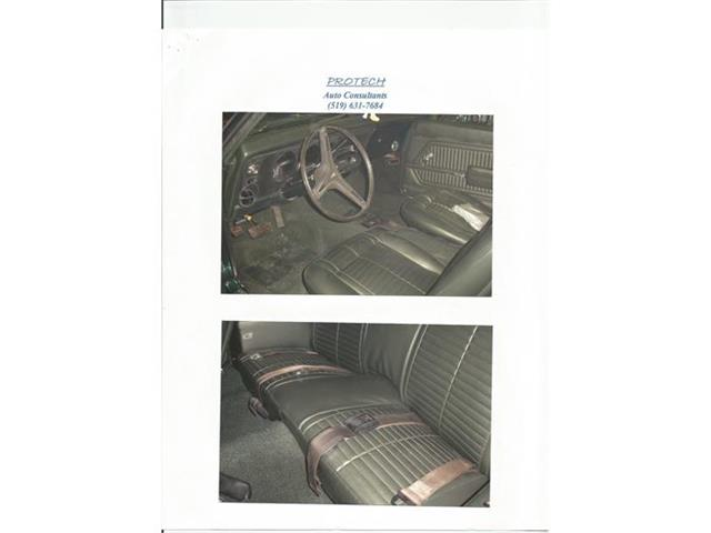 1969 Pontiac Firebird | 166915