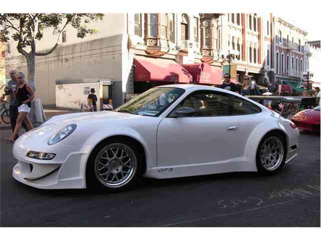 2001 Porsche 911 | 168624