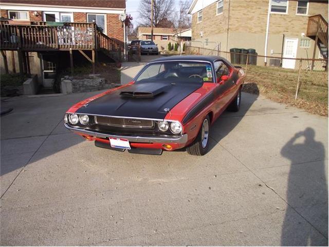 1970 Dodge Challenger T/A | 173598