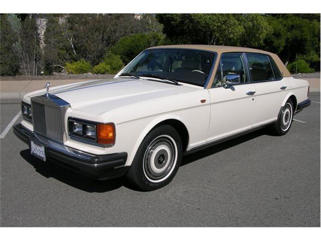 1988 Rolls-Royce Silver Spur | 197758