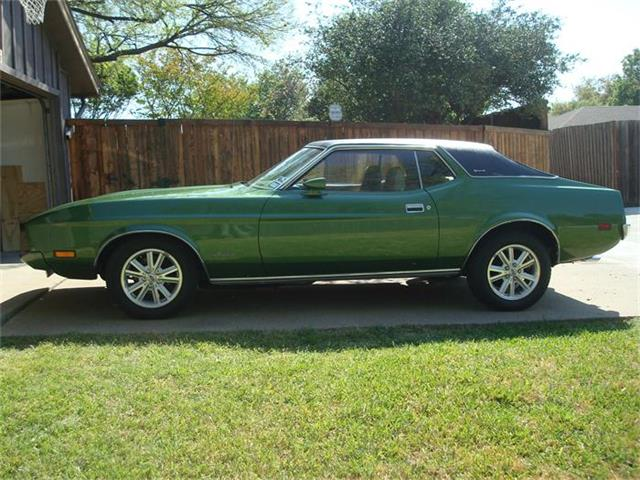 1973 Ford Mustang   199702