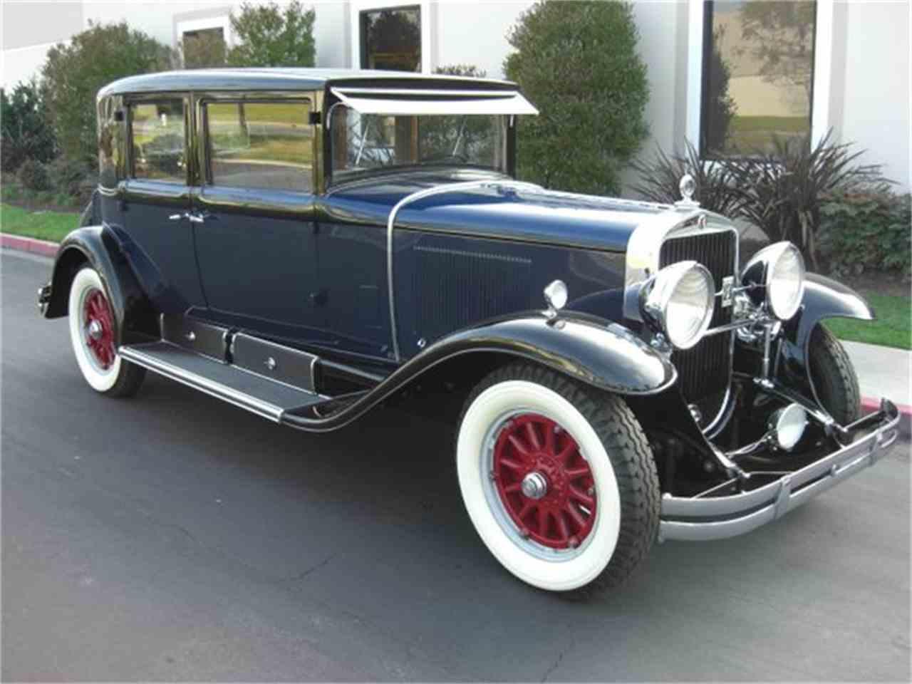 1929 cadillac sedan for sale cc 209185. Black Bedroom Furniture Sets. Home Design Ideas