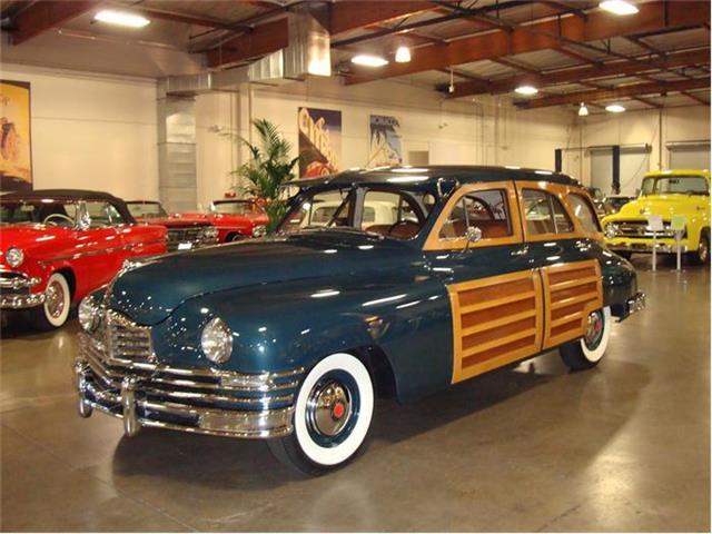 1949 Packard Woody Wagon | 209938