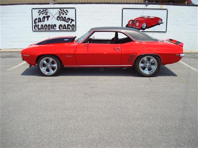 1969 Chevrolet Camaro | 216462