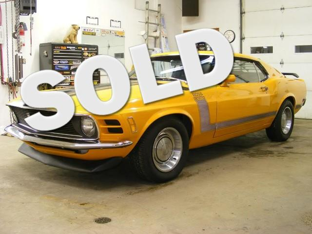 1970 Ford Mustang | 222700