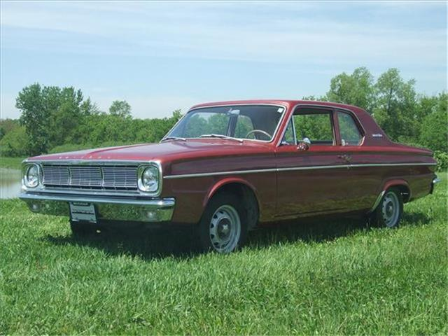 1966 Plymouth Valiant | 222710