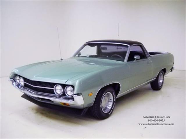 1971 Ford Ranchero | 220660