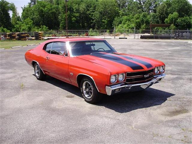 1970 Chevrolet Chevelle SS | 236619