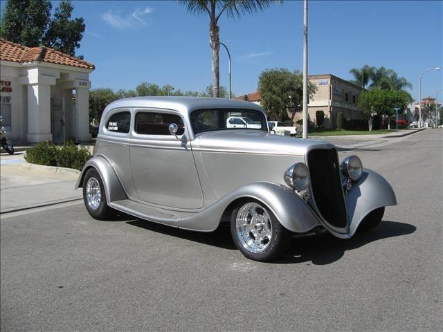 1934 Ford Victoria | 239733