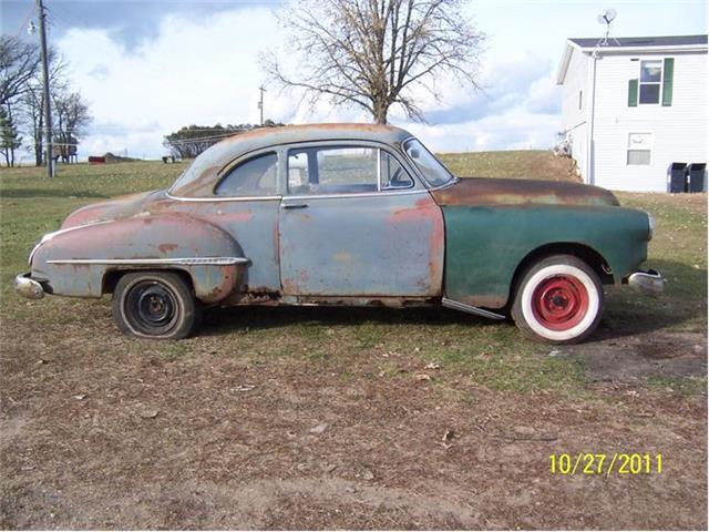 1950 Oldsmobile Business Coupe | 262398