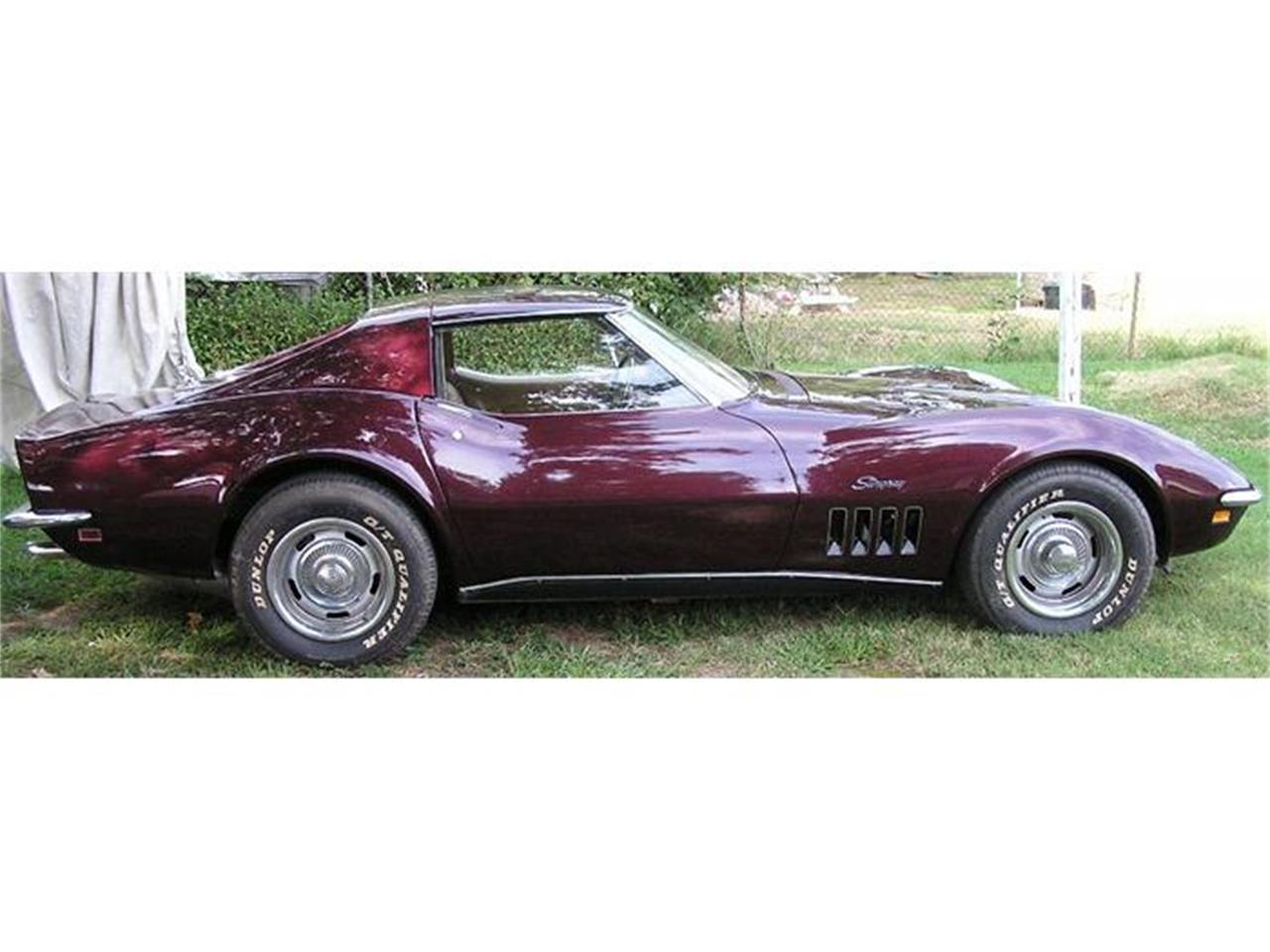for sale 1969 chevrolet corvette stingray in richmond virginia. Cars Review. Best American Auto & Cars Review
