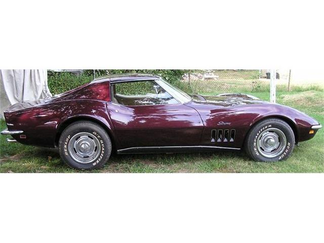 1969 Chevrolet Corvette Stingray | 262527
