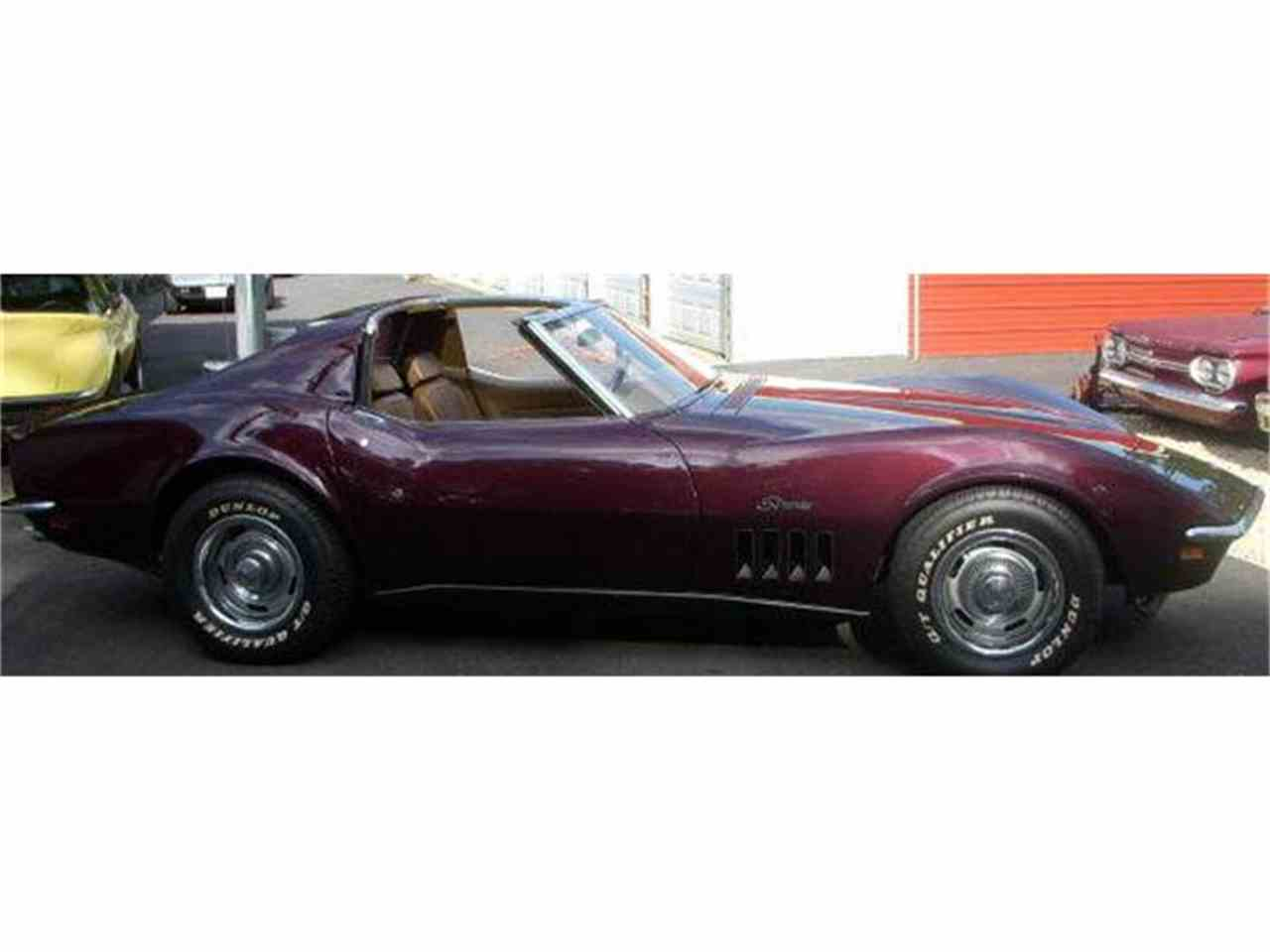 1969 chevrolet corvette for sale cc 262527. Black Bedroom Furniture Sets. Home Design Ideas
