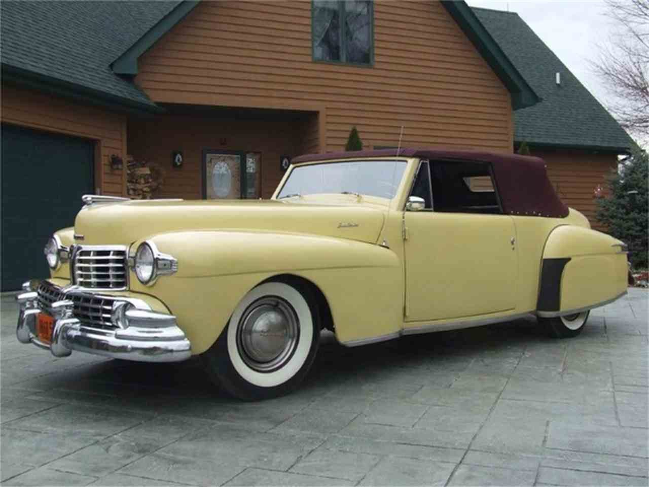 Large Picture of '48 Continental - 5TYW