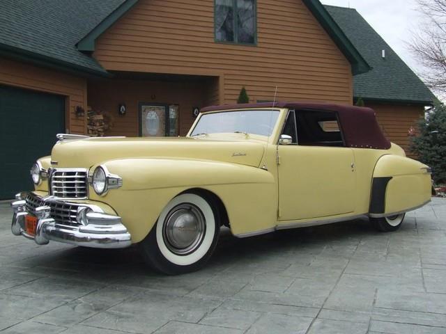 1948 Lincoln Continental | 272120