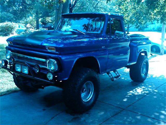 1966 Chevrolet C/K 10 | 284157