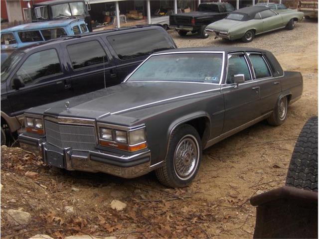 1988 Cadillac Brougham | 290122