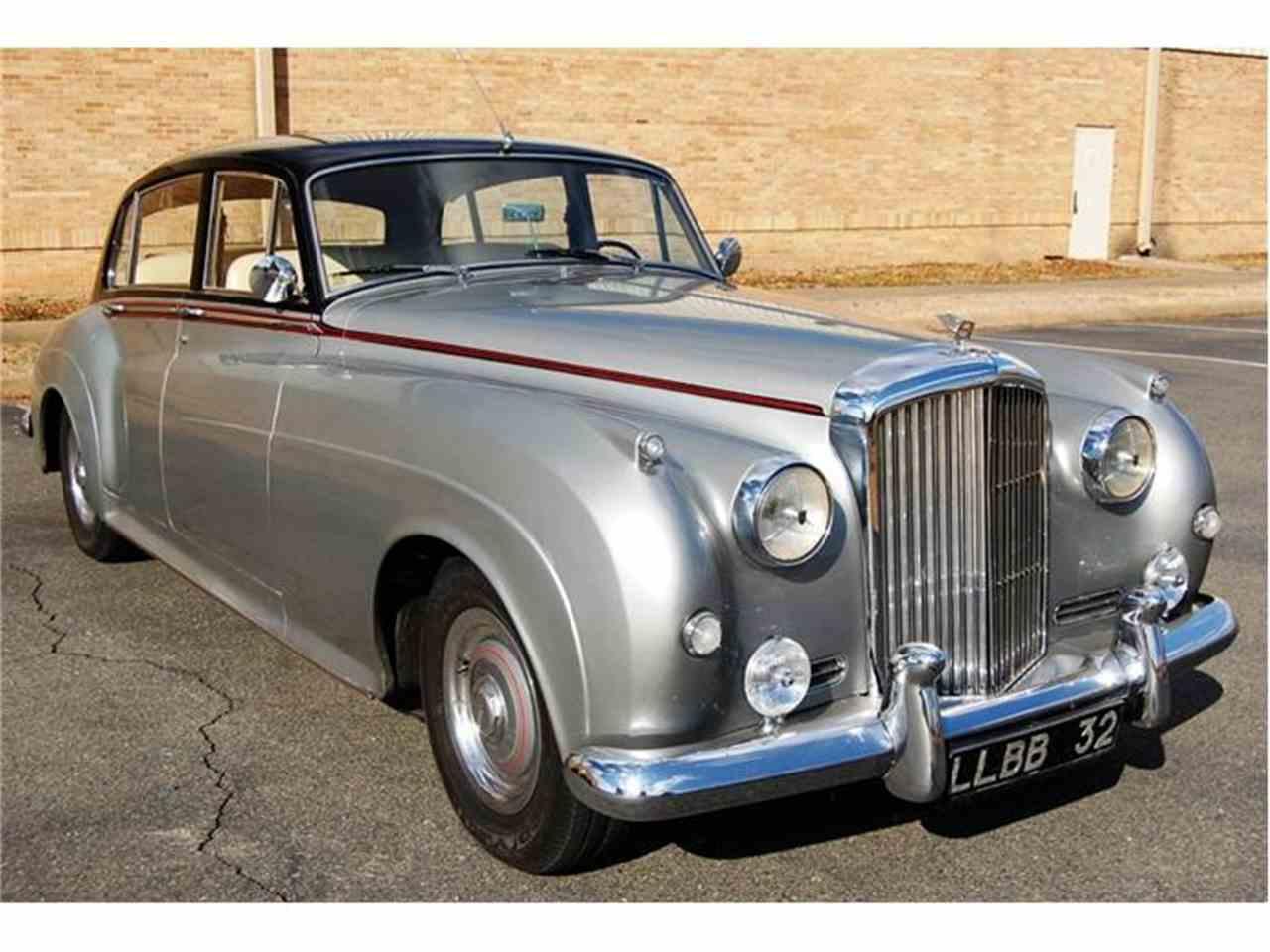Auto For Sale Fredericksburg Va: 1962 Bentley Antique For Sale
