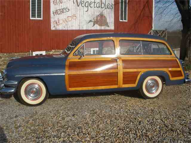 1951 Mercury Woody Wagon | 290589