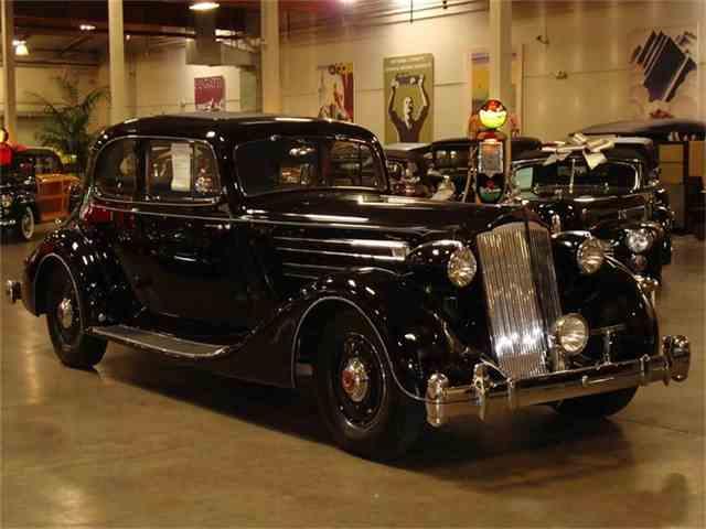1936 Packard Twelve | 297370