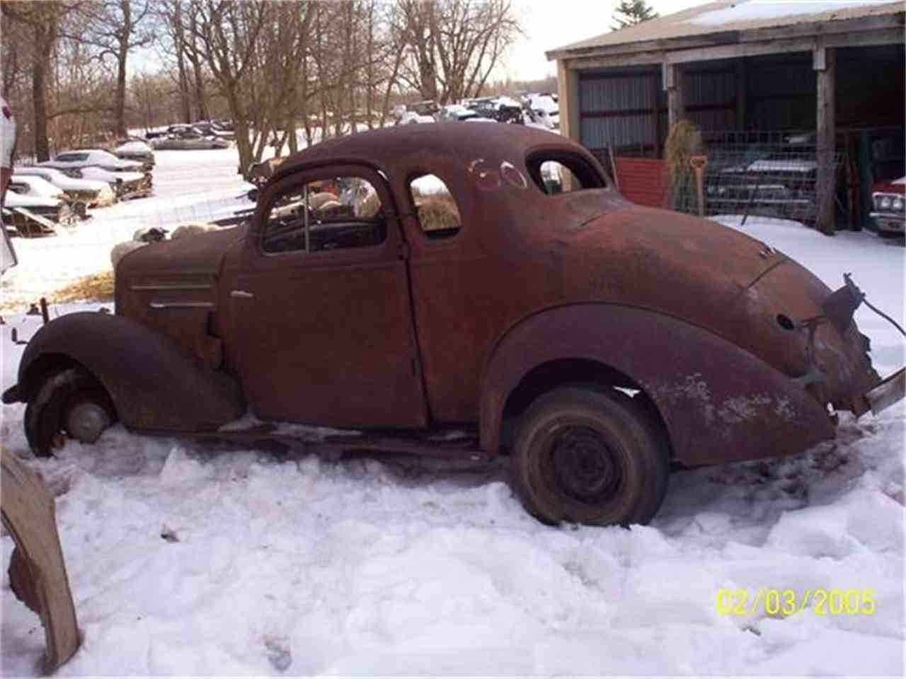 1935 Chevrolet 5-Window Coupe for Sale - CC-36862
