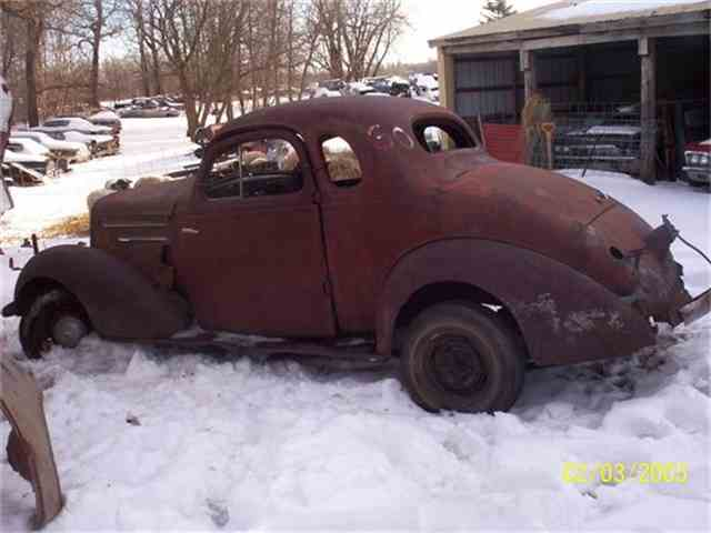 1935 Chevrolet 5-Window Coupe | 36862