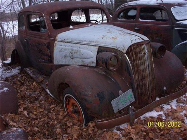 1937 Chevrolet 2-Dr Sedan | 36865