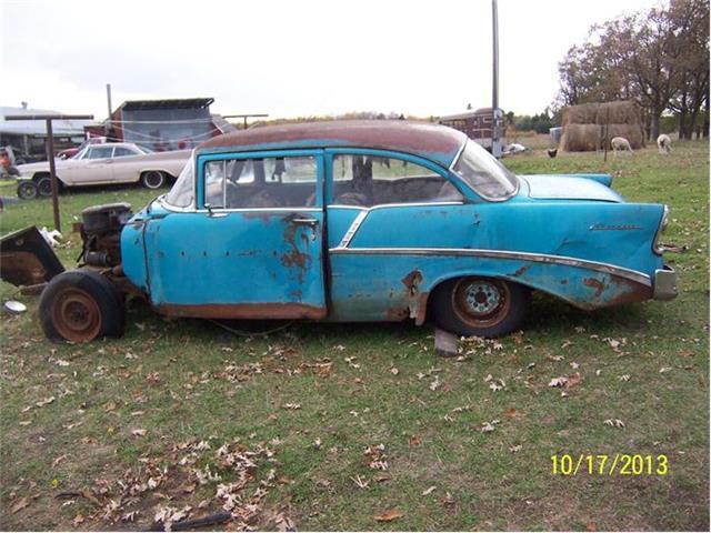 1956 Chevrolet 2-Dr Sedan | 36883