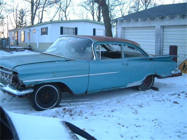 1959 Chevrolet Biscayne | 36887