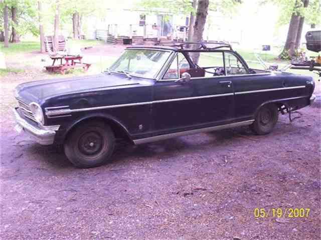 1962 Chevrolet Nova | 36891