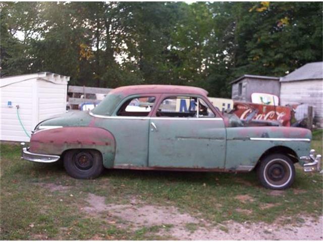 1949 Chrysler 2-Dr Hardtop | 36896