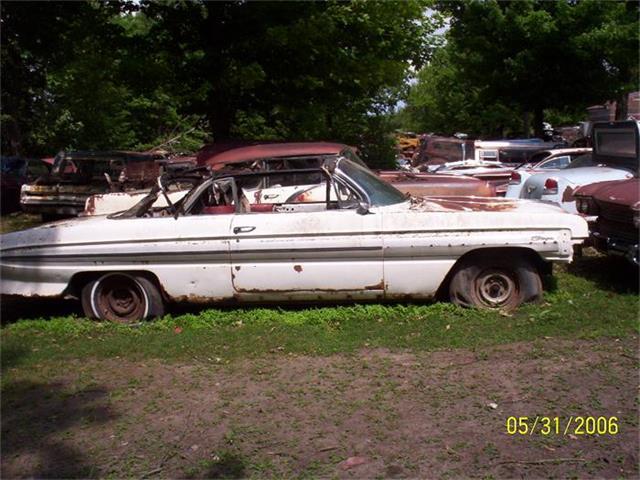 1961 Oldsmobile Starfire | 36918