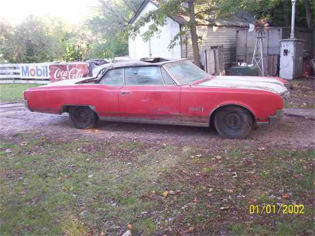 Picture of Classic 1966 98 located in Parkers Prairie Minnesota - $2,800.00 - SHJ