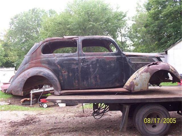 1937 Ford 2-Dr Sedan | 36951