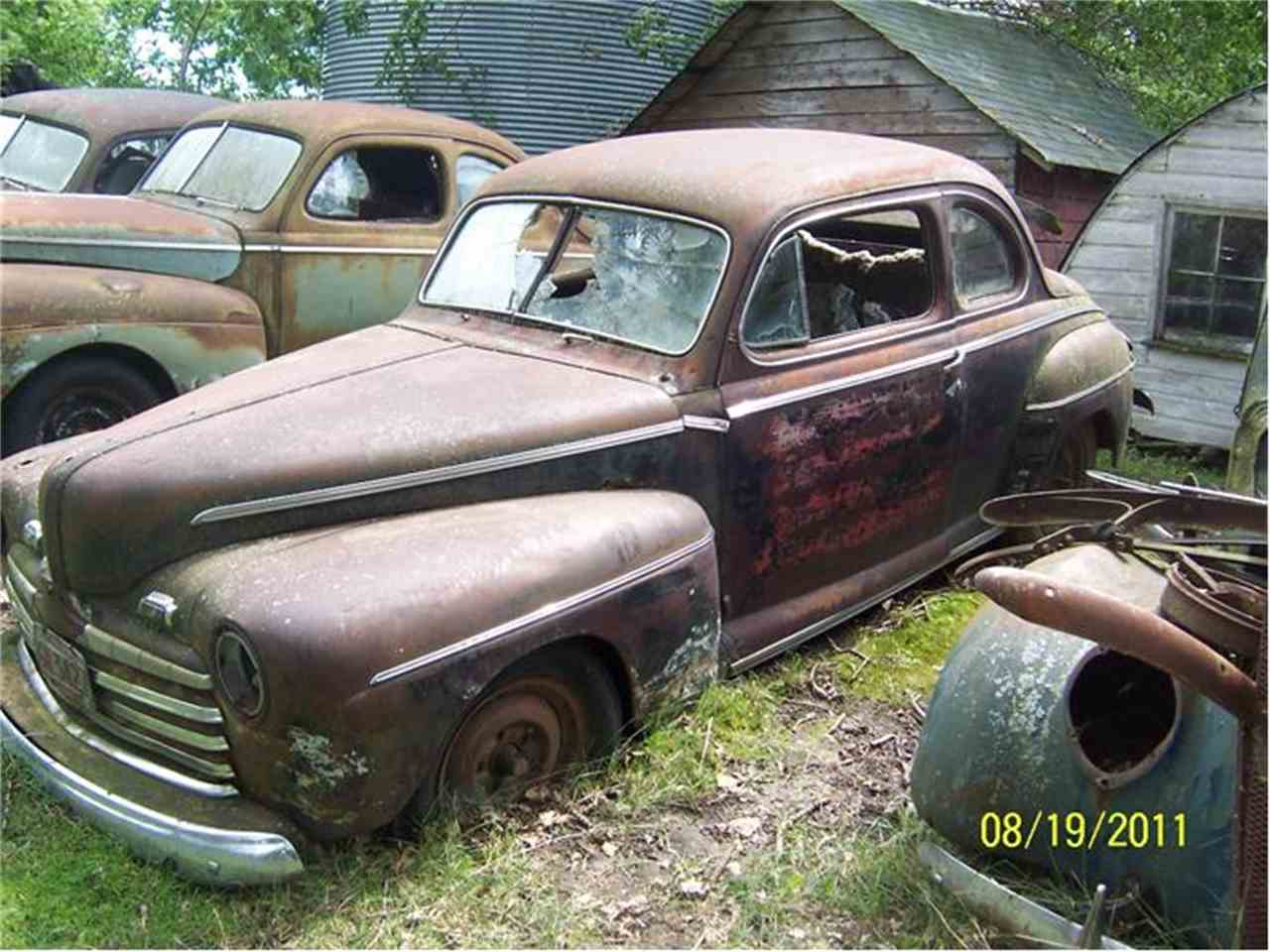 Large Picture of '46 2-Dr Coupe - SIX