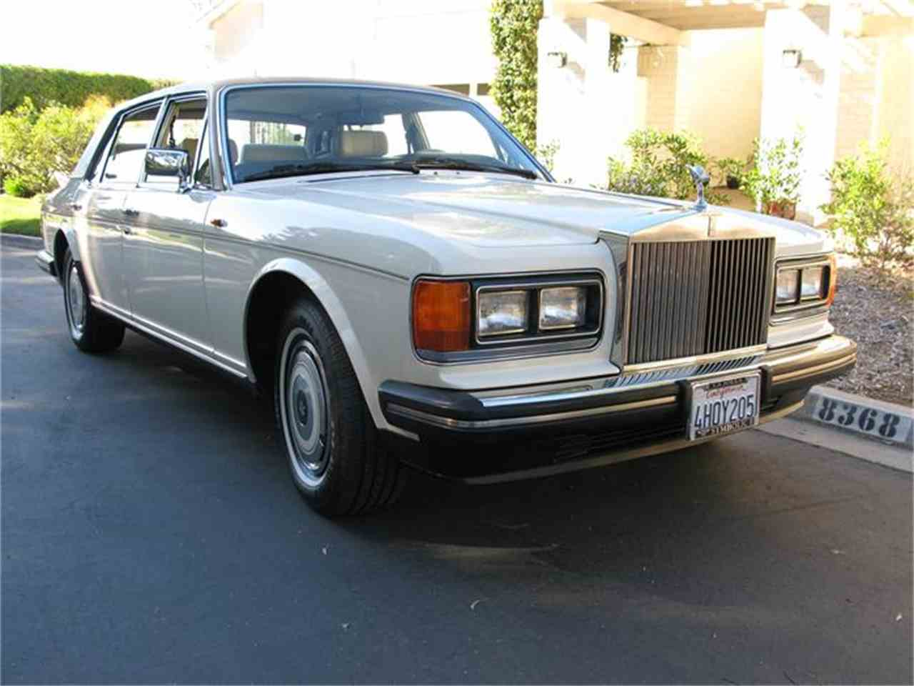 Large Picture of 1988 Rolls Royce Silver Spur - $25,000.00 - 6IIU