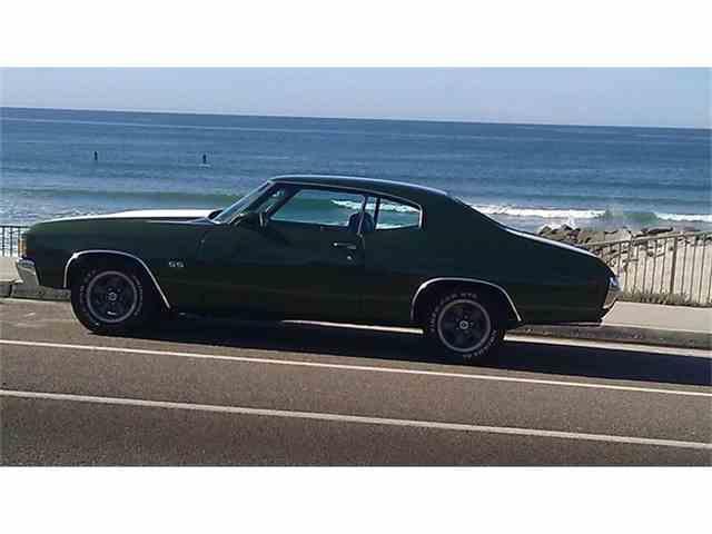 1972 Chevrolet Chevelle | 304372