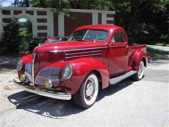 1939 Studebaker Pickup | 306288