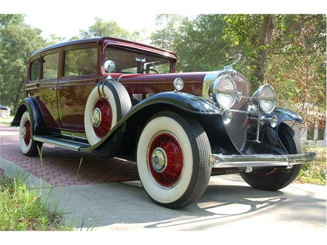 1931 Cadillac 370A | 307101