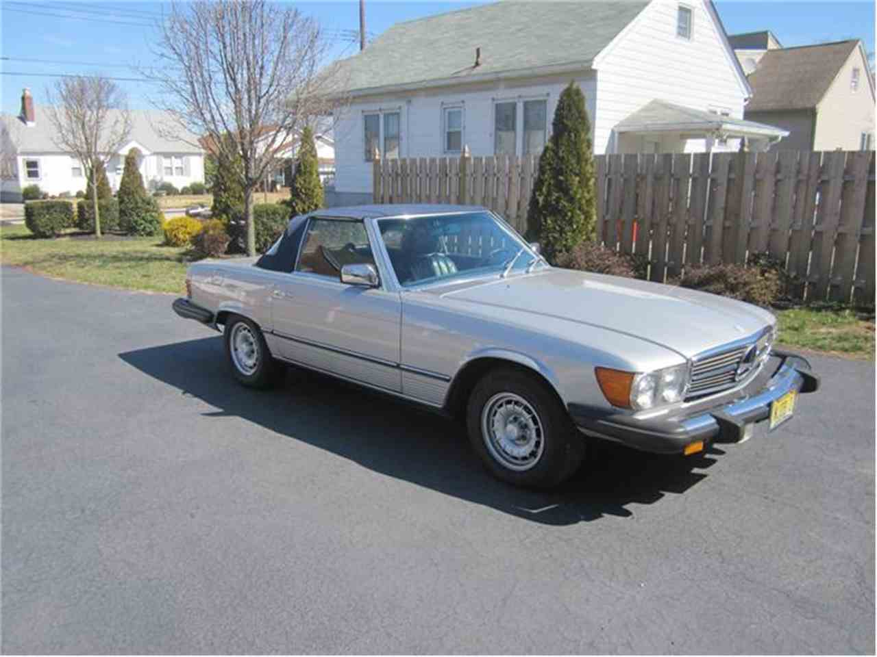 1978 mercedes benz 450sl for sale cc for Mercedes benz for sale in nj