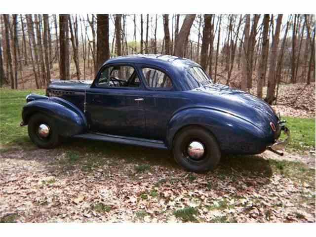 1940 Chevrolet Master | 322224