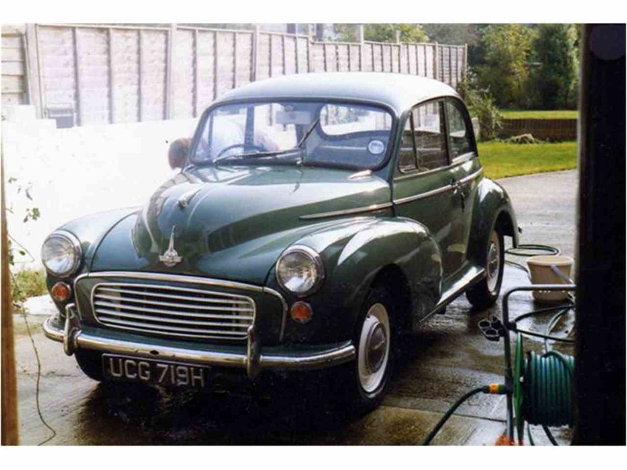 Large Picture of Classic '70 Minor located in Virginia - $13,000.00 Offered by a Private Seller - 6V46