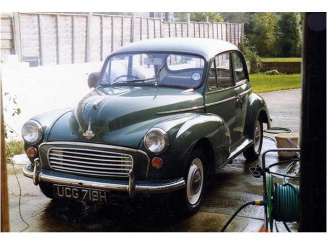 1970 Morris Minor | 320262