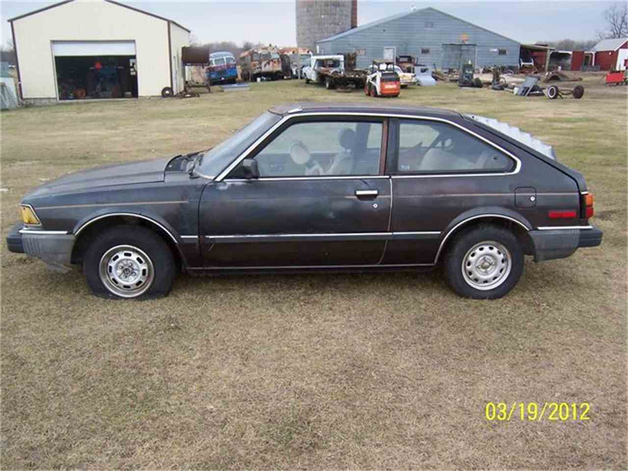 Large Picture of '82 Accord - 70Z5
